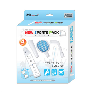 NEW Sports Pack