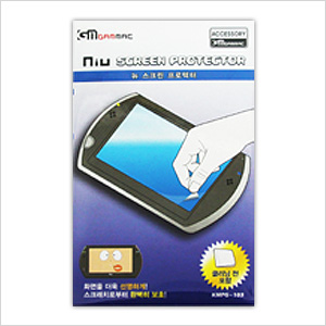 NIU SCREEN PROTECTOR for PSP GO